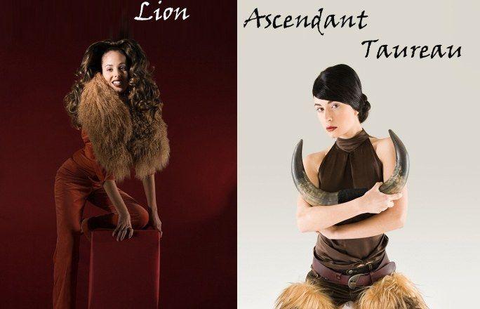 Lion ascendant Taureau : tout sur le Lion ascendant Taureau - Le Lion et ses ascendants: tout sur le Le Lion et ses ascendants - Lion ascendant Taureau, une cohabitation pas toujours facile, l'un nourrissant l'autre. Carrée, autoritaire, responsable, volontaire, vous avez l'ambition tenace, vous mettez tout en œuvre pour réussir...