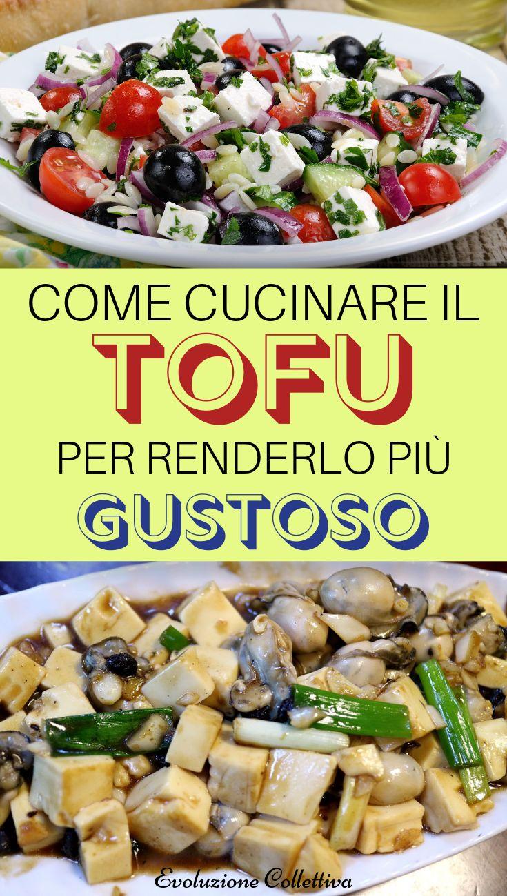 Come cucinare il tofu per renderlo pi gustoso consigli for Cucinare juicer