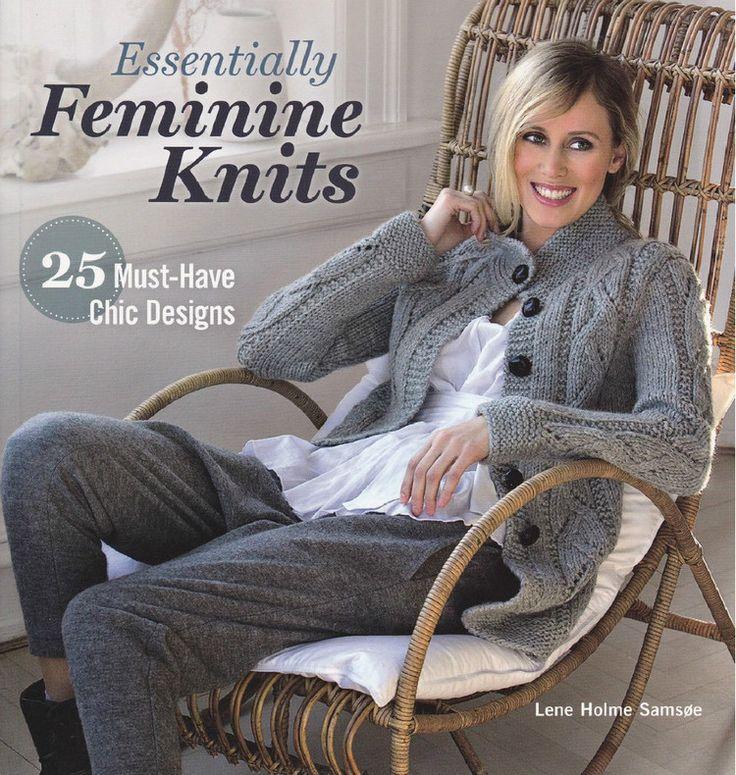 Essentially Feminine Knits :25 Must-Have Chic Designs - 轻描淡写 - 轻描淡写