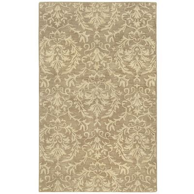 Neutral Damask Rug - 9x12, pier one $749.99