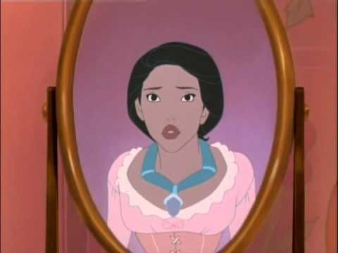 Pocahontas 2-Wait till he sees you-English version