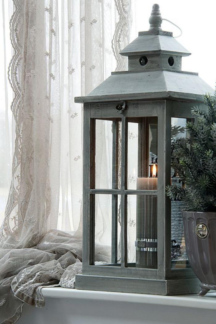 la lanterne bougie un objet deco classique en 45 photos archzine fr decorations de table lanterns candle lanterns et lanterns decor