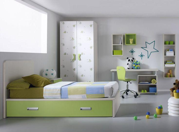 dormitorio juvenil convertible u j muebles casanova
