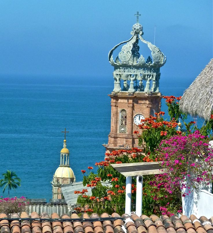 16 things to do in Puerto Vallarta---Iconic Cathedral, Puerto Vallarta
