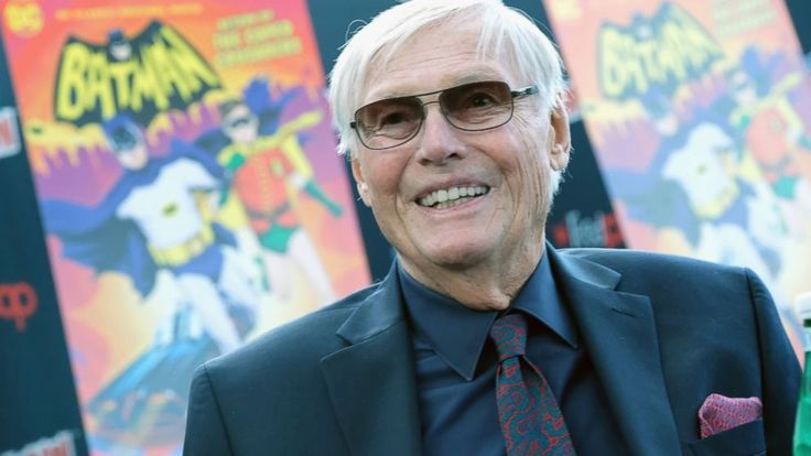 """Adam West, who rose to fame as the star of the """"Batman"""" TV series in the 1960s, died Friday night in Los Angeles, according to his family. He was 88. A statement on West's death, attributed to the West Family, appeared on West's verified Facebook page on Saturday. """"It's with great sadness that we..."""