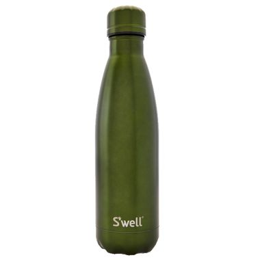 S\'well Gem Collection Stainless Steel Water Bottle Emerald