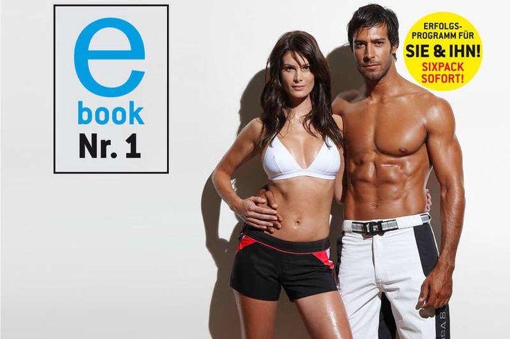 """""""Bauch weg"""" - Training, Ernährung, Motivation! Das Erfolgsprogramm für Sie & Ihn als eBook..."""
