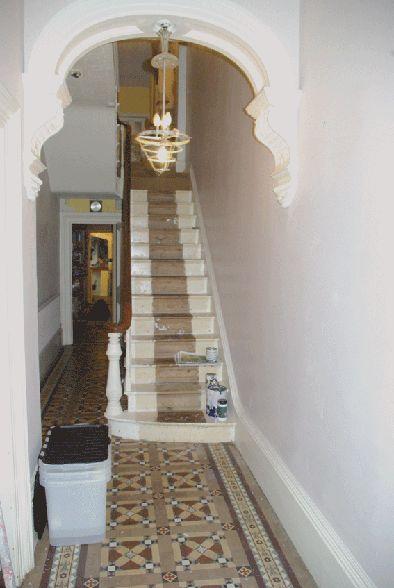 victorian entrance hall - Google Search