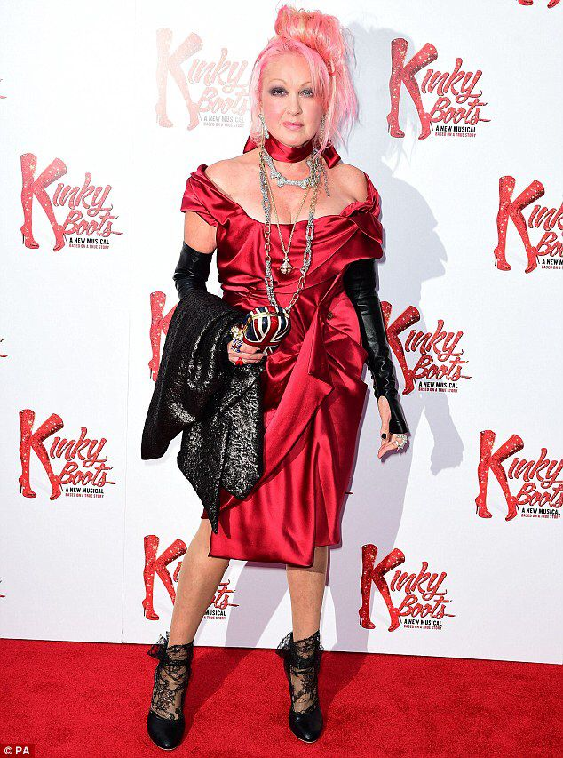 17 best images about cyndi lauper on pinterest pictures for Kinky boots cyndi lauper