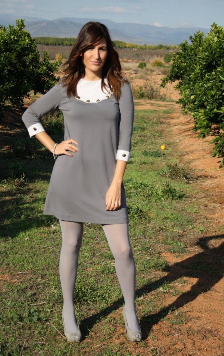 36 best images about Grey Tights on Pinterest