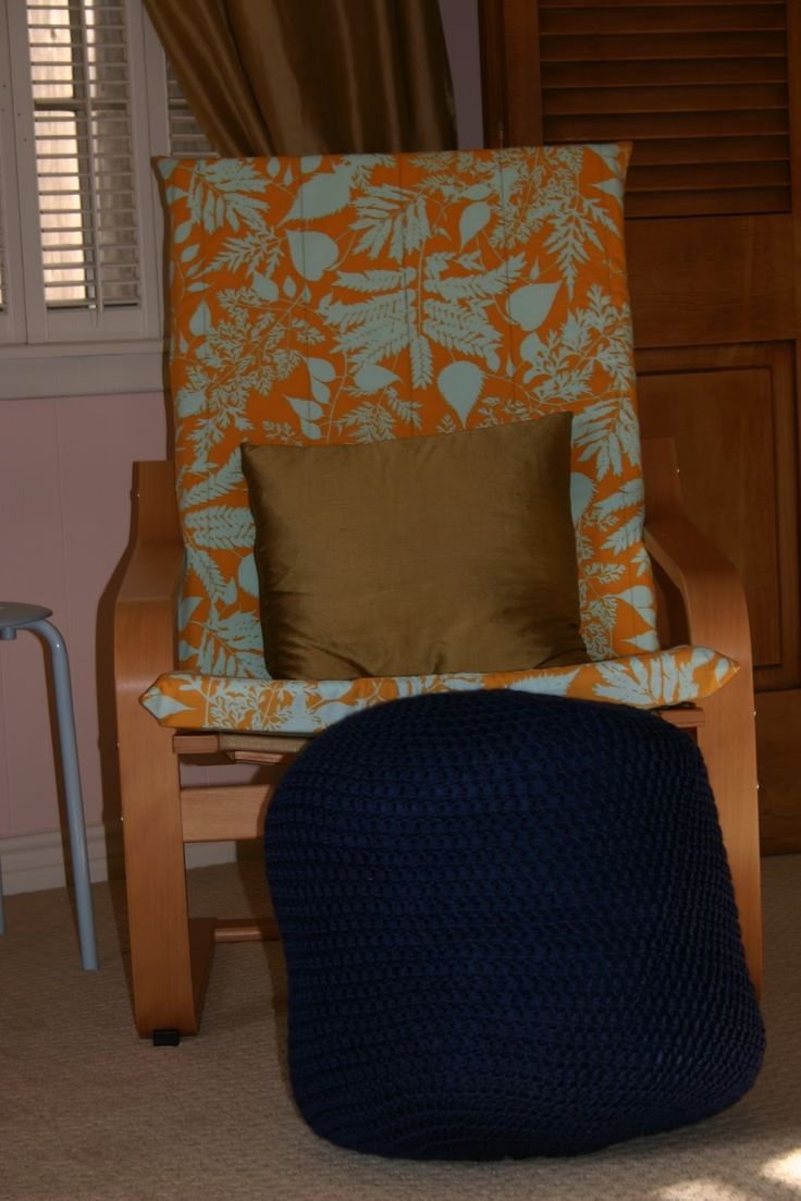 34 Best Images About Chair Nursery On Pinterest Chair Slipcovers Ottomans