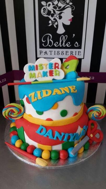 26 best Mr maker party images on Pinterest Birthday parties
