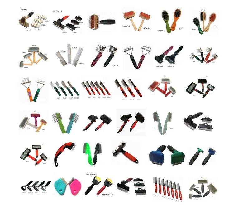 Schnauzer grooming tools