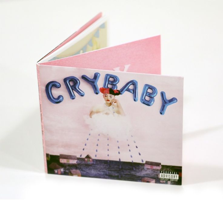 $15 Melanie Martinez - Cry Baby (CD with Storybook)