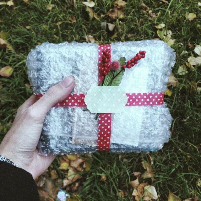 Mini instabook is going to Ryazan city! Packed with love.