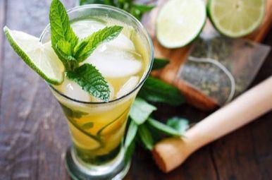 Mojito Recipe / Lemon Mint Juice(मोहितो)