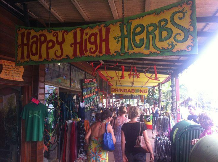 Nimbin -town of weed-