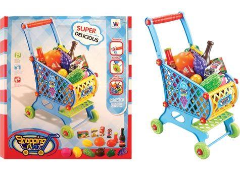 Play-Along Shopping Cart