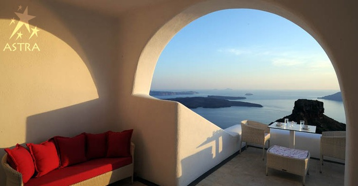 Delight yourself with the spectacular views from the Superior Suite