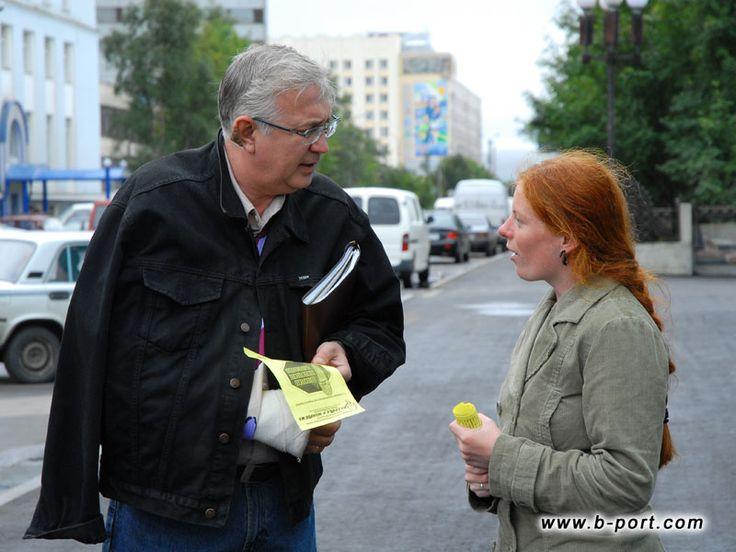 2006, Экологи России, Норвегии и Голландии против генной инженерии / Природа и молодёжь