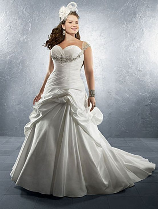 Alfred angelo wedding dresses plus size