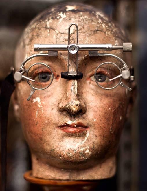 mannequin head, Obsolete