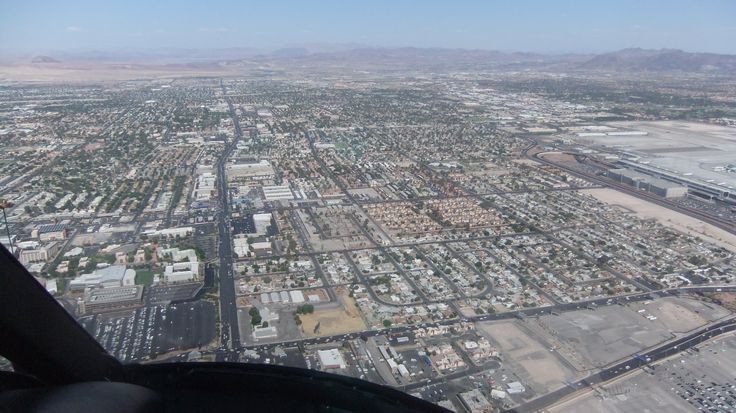 LV from the air