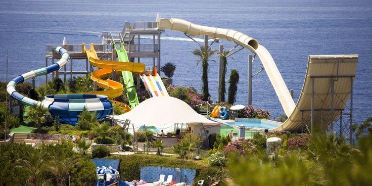 Vacanta de vara la mare pe Litoral 2018 in Turcia la Hotel Pine Bay Resort de 5 stele din Kusadasi