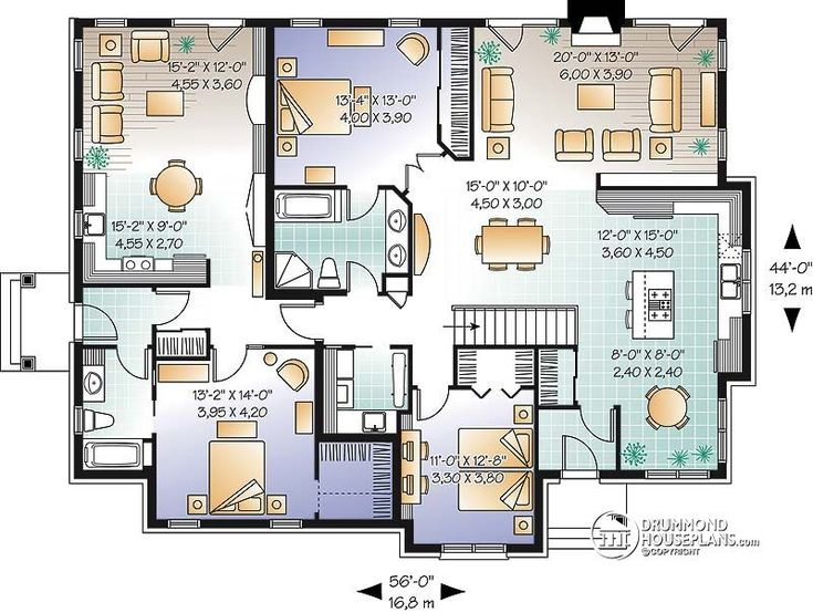 108 Best Floor Plans Images On Pinterest Architecture