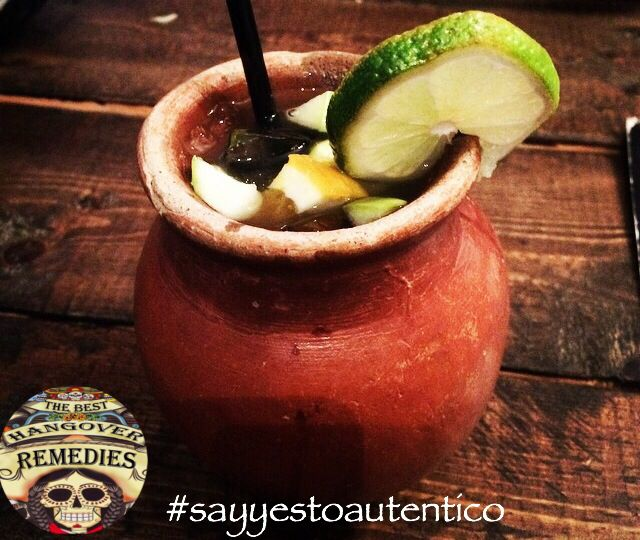 Our traditional #guava #sangria. Ask for our Sangria Rosada today! #sayyestoautentico