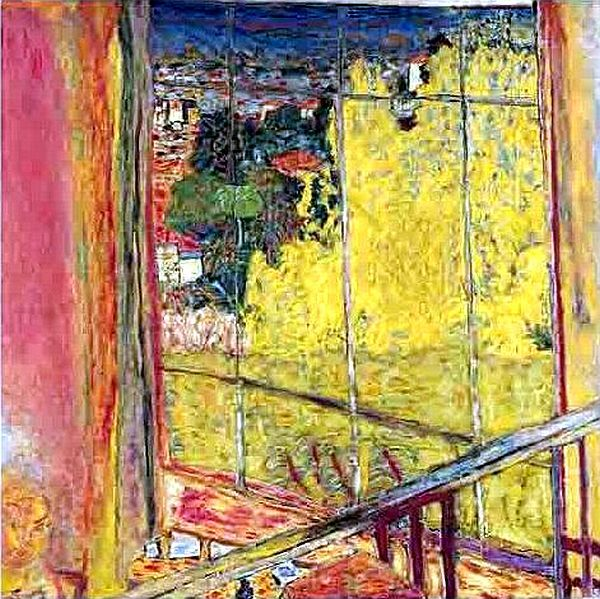 Le Cannet pierre bonnard