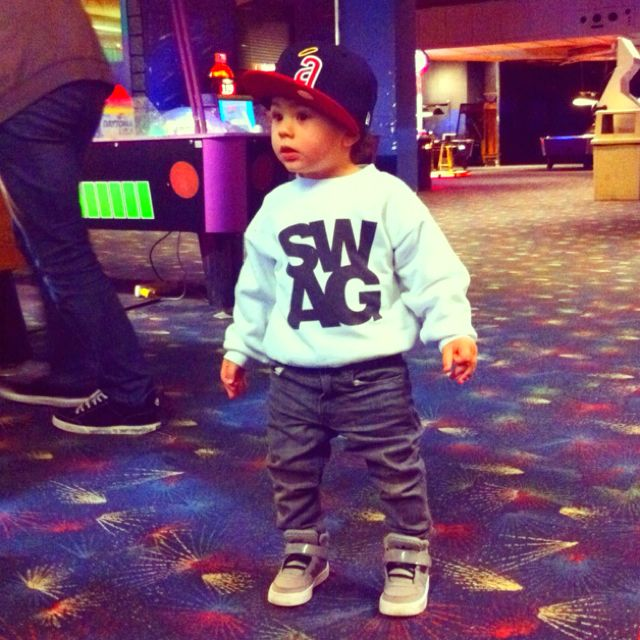 Swag Toddler Baby Style Miniature Fashion Pinterest