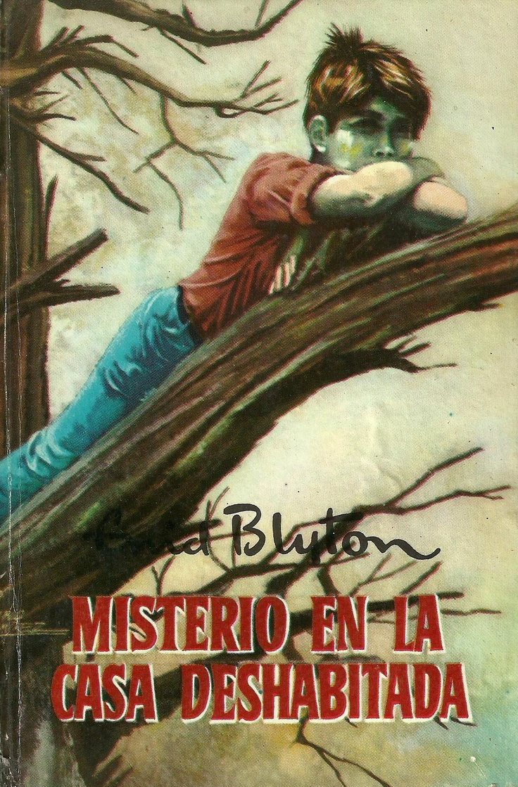 Serie Misterio: Los cinco Pesquisidores / Los cinco Indagadores (Mistery Series - The Five Find-Outers, 1943-1961) - Enid Blyton - Inglaterra