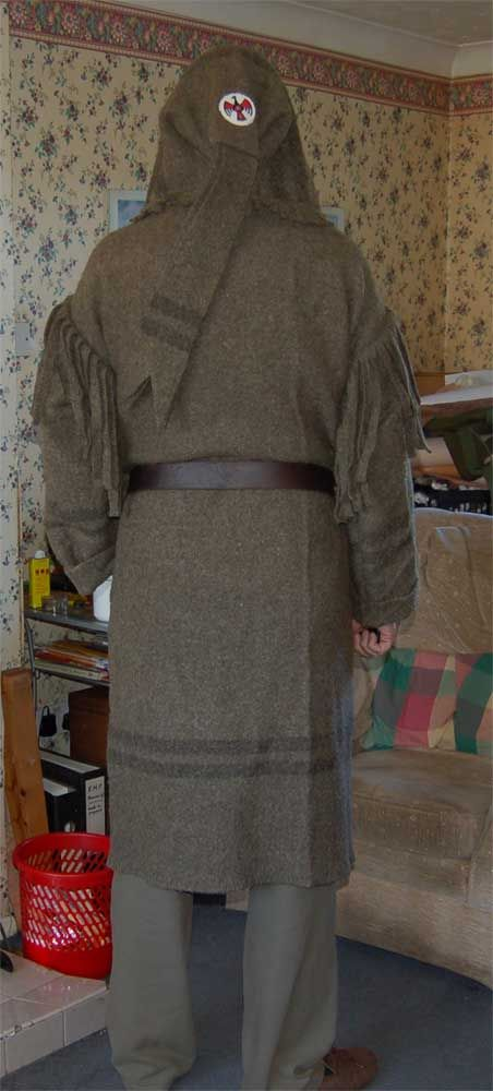 Capote Coat Blanket Coat Bushcraft Pinterest