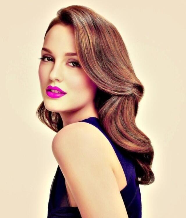Leighton meester - Flawless, regal beauty