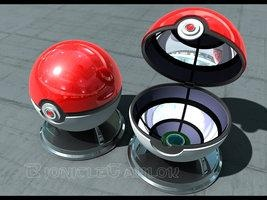 REAL Pokeball.