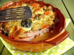 Egy finom Tavaszi csirkés rakottas ebédre vagy vacsorára? Tavaszi csirkés rakottas Receptek a Mindmegette.hu Recept gyűjteményében!