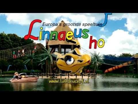 Linnaeushof in Bennebroek, vlak bij Haarlem. Europa 's grootste speeltuin met ruim 350 speeltoestellen en attracties! Meer informatie en tickets op http://www.linnaeushof.nl/