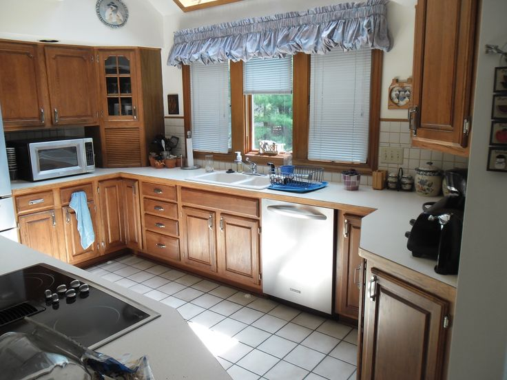 9 best Gahanna Kitchen Makeover images on Pinterest | Cucina, Home ...