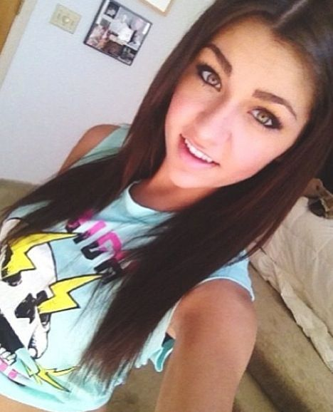 Is andrea russett dating a girl