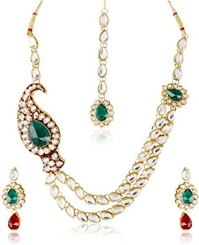 Red & Green Stone Indian Bollywood Gold Plated Traditiona... https://www.amazon.com/dp/B01NAW5H35/ref=cm_sw_r_pi_dp_x_lycLybDJ5NVQV
