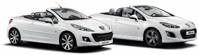 For you the lovers of the world's automotive and sports courts, you may be interested in 2 new Peugeot Roland Garros Editions, the 207 and 308 Coupe Cabriolet.    Peugeot 207 Coupe Cabriolet Roland Garros is available in two color options, Bianca White or Black Onyx. With 2 types of engine choice, the 1.6 L VTi 120 gasoline engine or 1.6 L HDi 112 diesel engines.