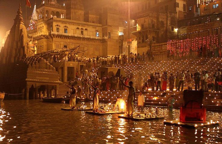 Beautiful Ganga Arti