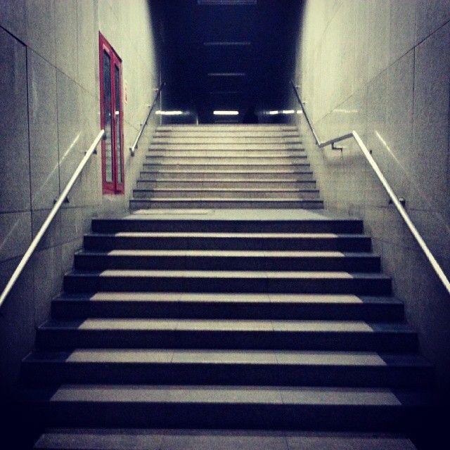 Malviya Nagar Metro Station in New Delhi, Delhi