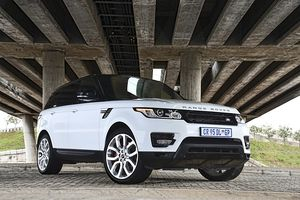 RANGE ROVER SPORT LAUNCHED IN SOUTH AFRICA