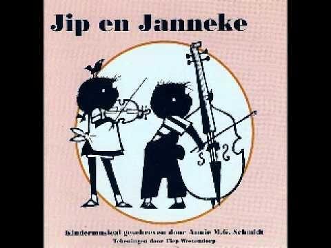 """Jip en Janneke - """"Jip en Janneke"""" liedje"""
