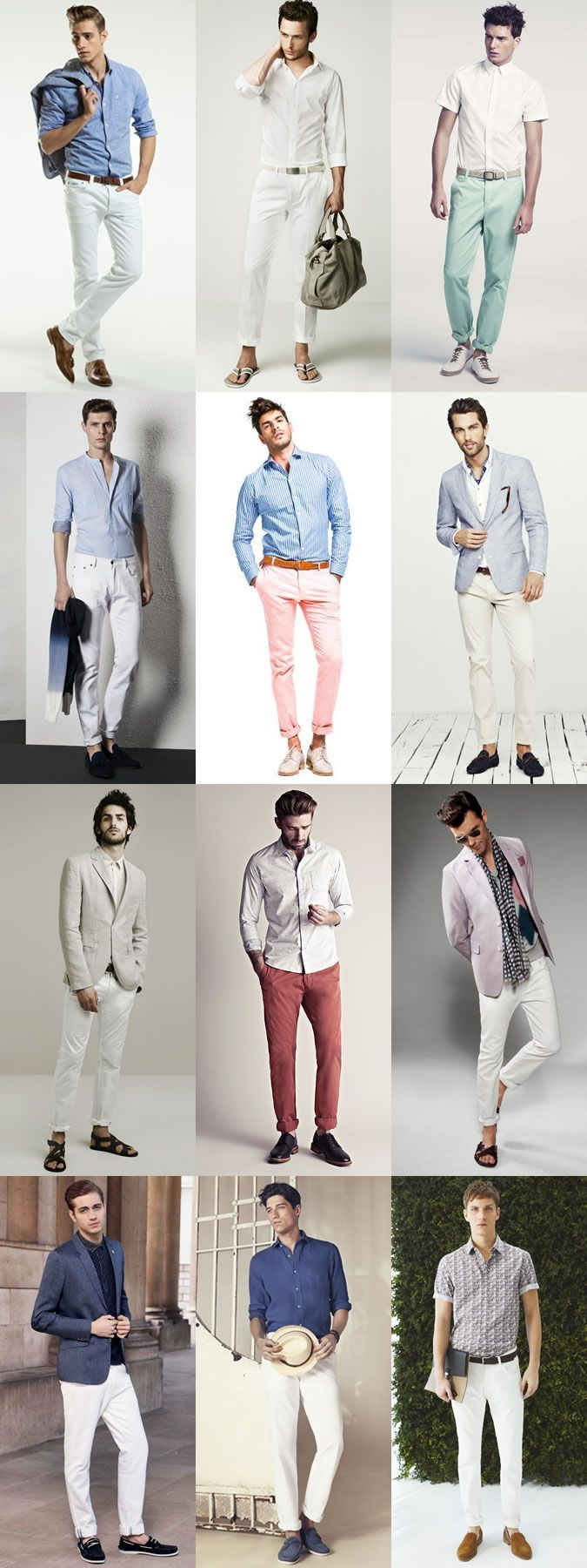 Men's Summer Wedding Guide: How To Dress For A Summer Wedding for The Wedding Abroad Lookbook Inspiration