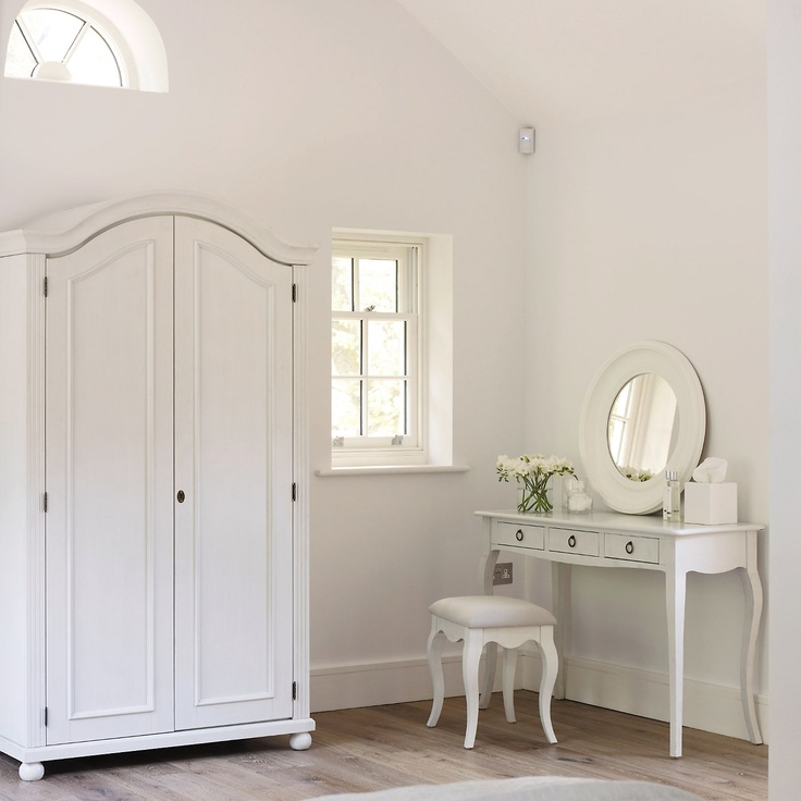 Furniture Bedroom Stockholm Dressing Table From The White Company