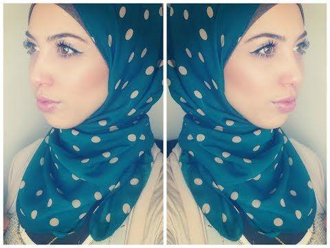 Classy Hijab Style - YouTube