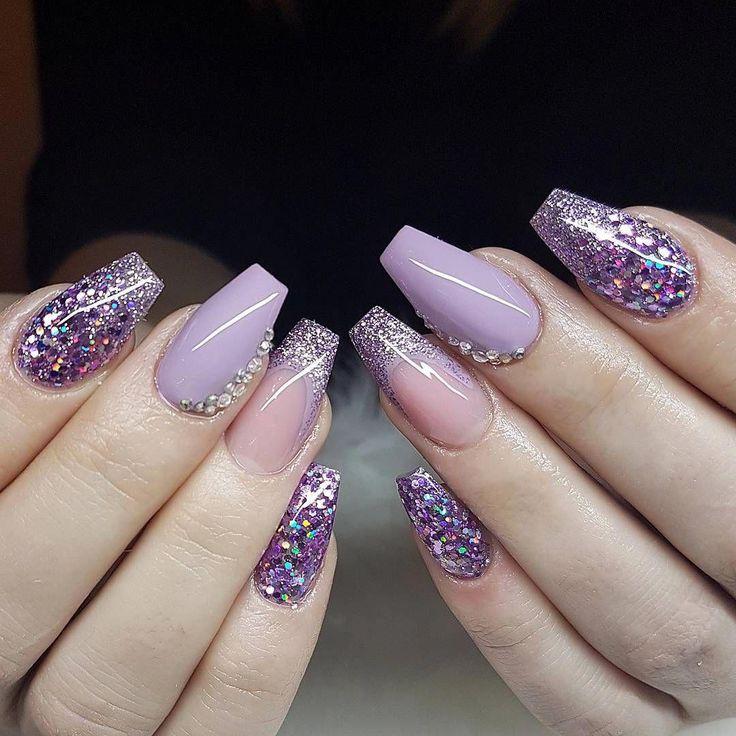 amazing beautiful nail art design